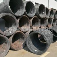 常州厂家供应Q195低碳钢材线 高线拉丝用工业线材 拉丝线材