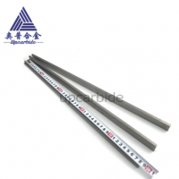 株洲YG8硬质合金钨钢木工刀具 5*15*450mm钨钢刮刀长条