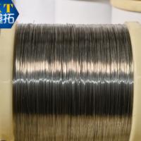 不锈钢制刷用钢丝绳 310材质钢丝 304美标钢纤维用不锈钢钢纤维丝