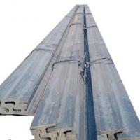 云南 75KG QU60锰钢轨 德标钢轨执行标准