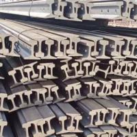 宁夏 A45 80KG钢轨 铁轨 德标钢轨执行标准