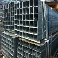 热轧镀锌方矩管Q345低合金方管200*100厚壁矩形管q235钢带管60*40
