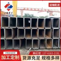 厂家直供大口径无缝方矩管定尺加工化工设备用机械加工生产定制
