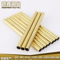 h63 h65精密切管铜管 批发大小规格多样黄铜管 空心薄厚壁黄铜管