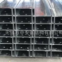 c型钢z型钢加工定制 可来料加工 来图加工 贴牌加工 钢结构施工