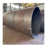 锥形直缝钢管 Q355B钢板折弯压弧双面埋弧焊 直缝管钢护筒