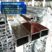 供应304不锈钢矩形管8*15*0.6*0.8*304不锈钢装饰扁管材