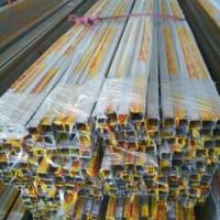 现货供应304不锈钢方管201矩形焊接管支持加工定制各种规格非标管