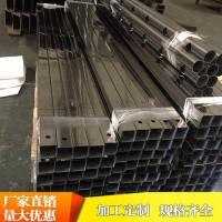 304不锈钢方管316L空心管321四方管2205长方管光亮扁管镜面矩形管