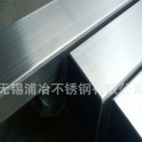 304不锈钢拉丝方管 大口径超厚壁焊管 不锈钢矩形管 可非标定制