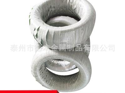 批发201不锈钢丝 电解丝 中硬丝 光亮丝 大量库存 05-8mm 可定制