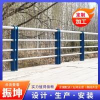 厂家供应桥梁护栏 304不锈钢复合管桥梁护栏 定制桥梁隔离防护栏