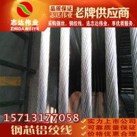 厂家供应JLB30A-100系列铝包钢芯铝绞线