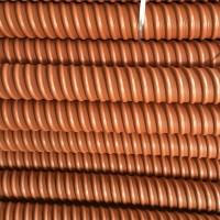 橘色电力管 mpp双壁波纹管120 高压电力电缆护套 厂家供应塑料管