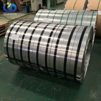 钢厂直供 国标SUS304不锈钢带 304拉丝磨砂不锈钢卷带精密分条
