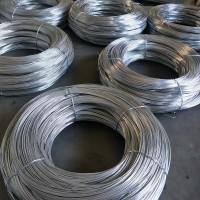 工厂直供建筑捆绑镀锌铁丝 工艺品截断镀锌丝 锌镀锌钢丝