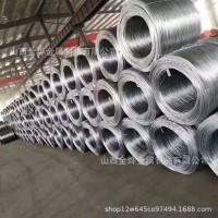 厂家供应硬态镀锌铁丝细铁丝 细线电镀锌铁丝改拔丝镀锌丝