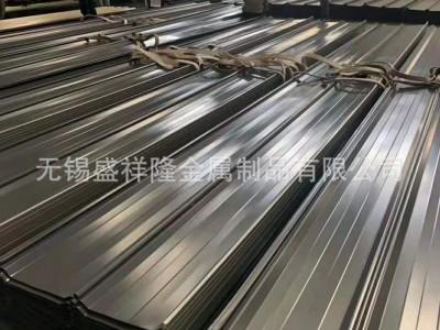 江苏瓦楞板生产厂家盛祥隆金属生产销售GBT12755建筑用压型板