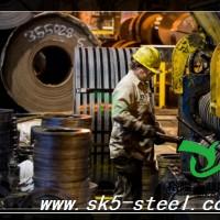 锰钢65mn弹簧钢 60si2mn油淬火热轧板