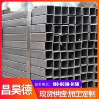 现货销售 q345b大口径厚壁无缝方管 冷拔无缝方矩管 热镀锌方管