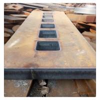 现货供应40mn钢板 40mn钢板切割折弯滚圆加工 山东供应40mn中板