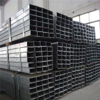 厂家大量促销黑铁管矩形管黑方管 具体价格电议为准 规格齐全