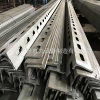 厂家直供/生产加工定制热镀锌冲孔花角钢单双边冲孔角钢万能角钢