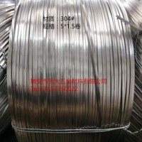厂家直供201 304 不锈钢方钢扁钢冷拉光亮拉丝扁钢卷盘卷板