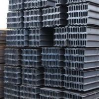 国标工字钢 热轧工字钢 非标工字钢 建筑工地用悬挑梁钢结构主梁