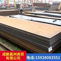 成都花纹板钢板镀锌钢板低合金板建筑桥梁用中板价格规格可来电