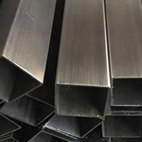304不锈钢方管 201 316L 310S不锈钢装饰方管 不锈钢矩形管可定制