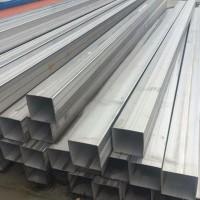 重庆厂家批发不锈钢矩形管 304不锈钢管316L