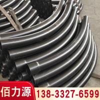 现货热浸塑钢管接头 热浸塑弯头 电力过轨热浸塑钢接头 规格齐全