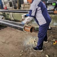 硬质泡沫塑料夹克外护管 聚氨酯保温供热供冷用螺旋钢管GB/T9711