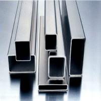 304 201不锈钢方管 不锈钢焊管 卫生洁具管 钢材 异型管