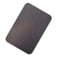 工厂直供不锈钢镀铜彩色板镀青铜不锈钢工程装饰板乱纹拉丝板材
