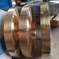 铜带电镀加工高精H62黄铜带镀镍黄铜带0.3/0.5mm/H65半硬黄铜带