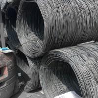 上海现货加工盘螺线材盘条盘圆钢筋线材高线 建筑工地用高线
