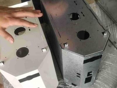 现货不锈钢镀锌板钣金新品门套 机电箱