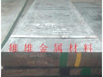 东莞现货供应1.6582(34CrNiMo6)合金钢板 调质冷拉光圆钢棒