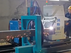 不锈钢圆管切管机 数